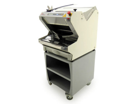 Jac Bread Slicer Picomatic mm Front Right
