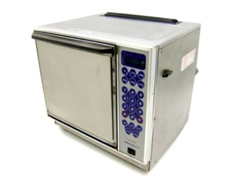 Merrychef EE Combination Oven Front Right Closed
