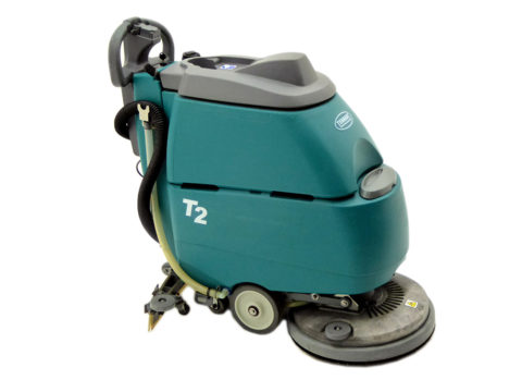 Tennant T Scrubber Dryer Right