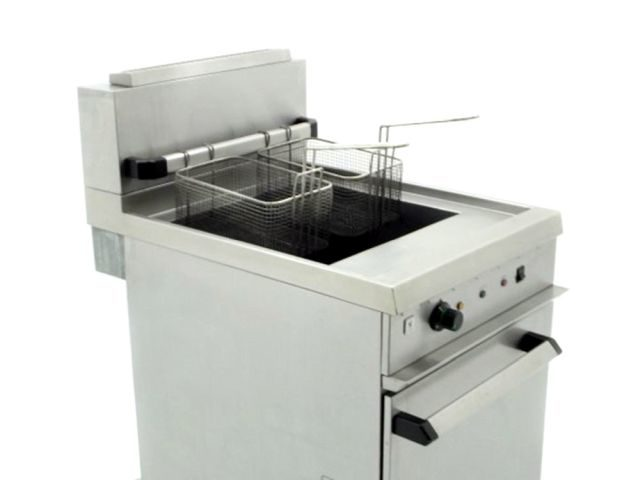 Falcon Chieftain Gas Fryer G Above