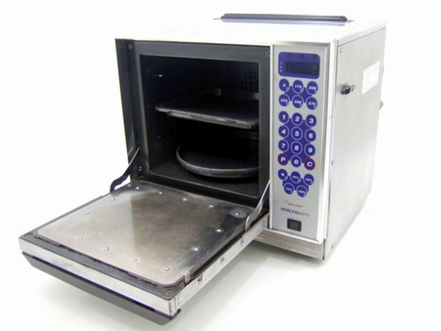 Merrychef EE Combination Oven Front Right