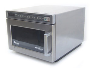 Amana-1800W-Commercial-Microwave-Front