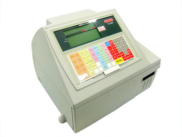 Avery Berkel M600 Bakery Printer Front Angle