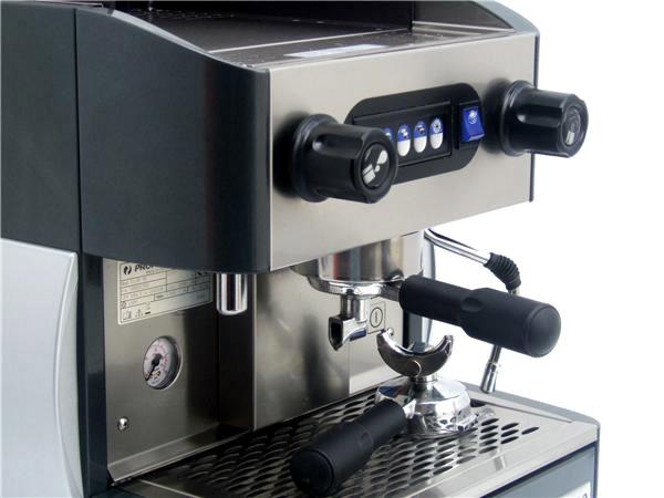 Bravura Promac Club Me Coffee Machine Controls