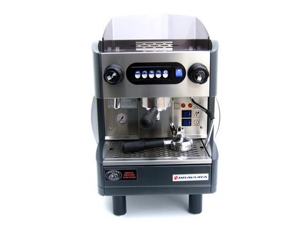 Bravura Promac Club Me Coffee Machine Front