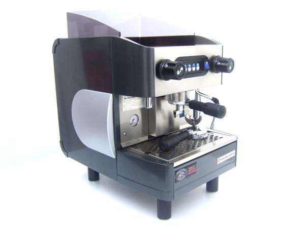 Bravura Promac Club Me Coffee Machine Left