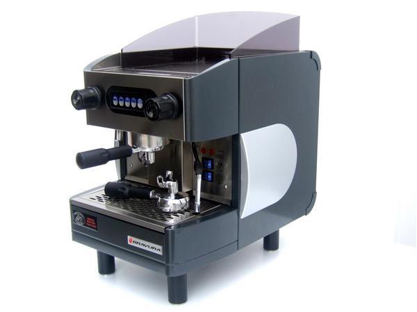 Bravura Promac Club Me Coffee Machine Right