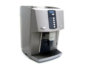 Cafina C5 Automatic Coffee Machine Front Angled