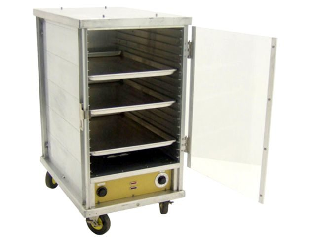 Cres Cor Crown X Proofing Holding Cabinet Front Left