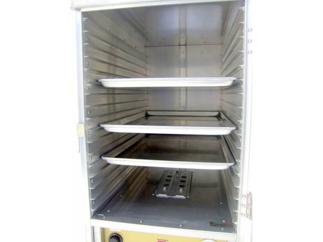 Cres Cor Crown X Proofing Holding Cabinet Racking