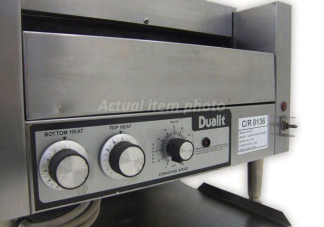 Dualit Conveyor Turbo Toaster Controls