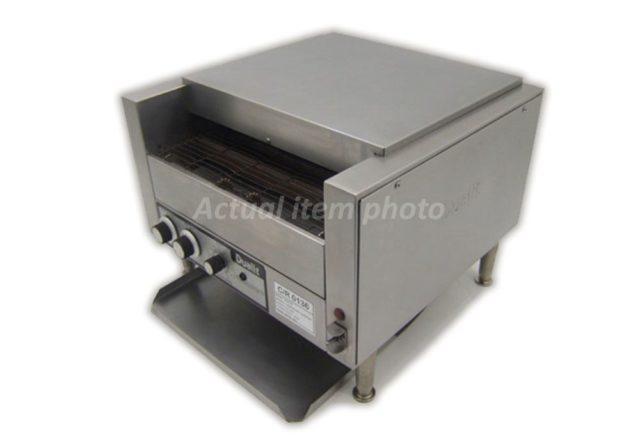 Dualit Conveyor Turbo Toaster Side
