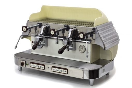 Elektra Barlume 2 Group Coffee Machine Front