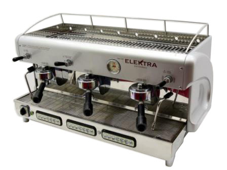 Elektra Coffee Machine Front Right