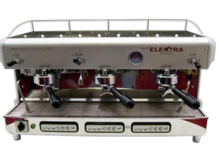 Elektra Coffee Machine Front