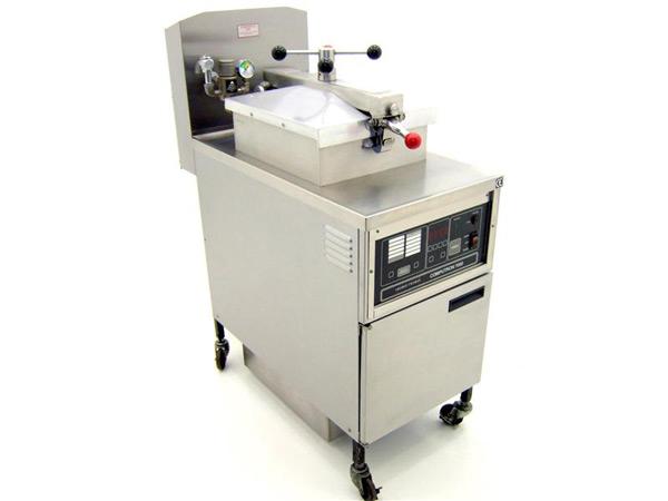 Henny Penny 500C Computron 7000 Pressure Fryer Front