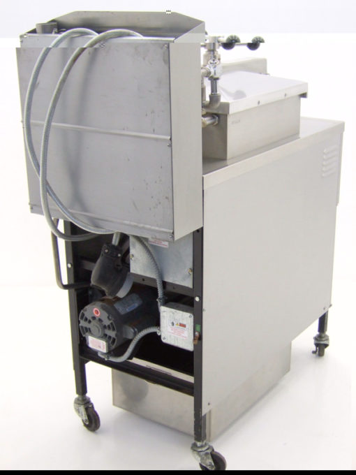 Henny-Penny-500C-Computron-7000-Pressure-Fryer-Rear