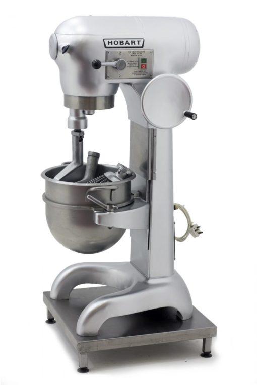 Hobart-30-Quart-Mixer-Side