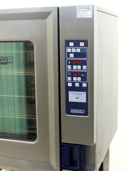 Hobart-C8101-2E-Combination-Oven-Controls