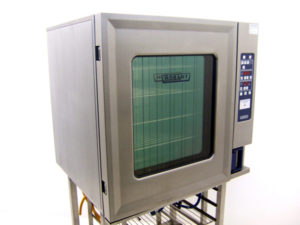 Hobart C8101 2E Combination Oven Front Closed