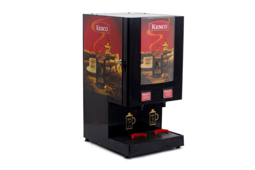 Kenco-Fully-Automatic-Cafetiere-Dispenser-Front-Left