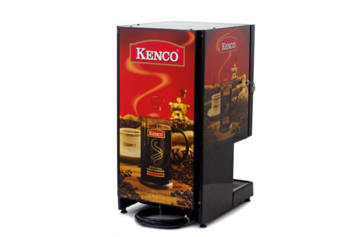 Kenco-Fully-Automatic-Cafetiere-Dispenser-Rear-Left
