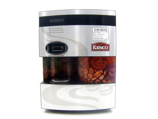 Kenco-Singles-Capsule- Coffee-Machine-Front