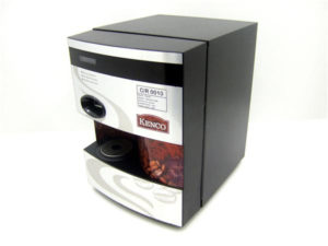 Kenco Singles Capsule Coffee Machine Front Right