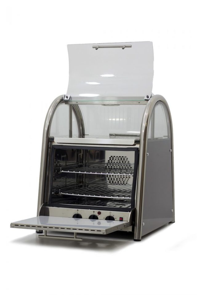 King-Edward-Vista-40-Bake-and-Display-Oven-Front-Open