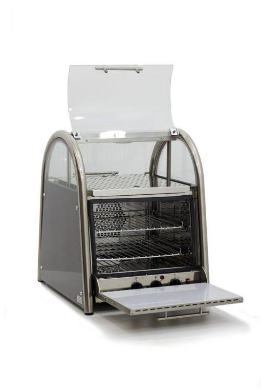 King-Edward-Vista-40-Bake-and-Display-Oven-Left-Open