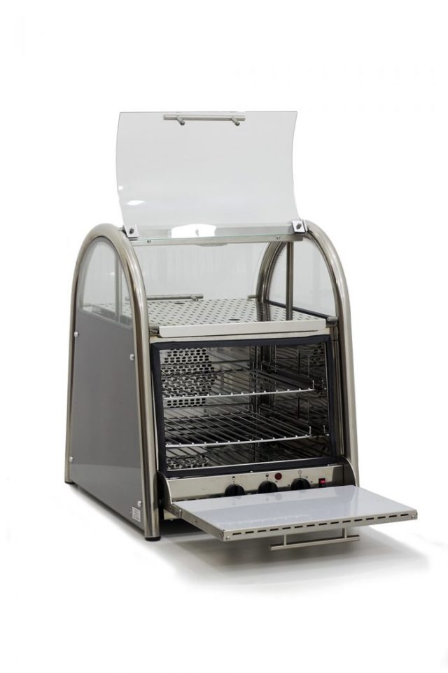 King-Edward-Vista-40-Bake-and-Display-Oven-Left-Open