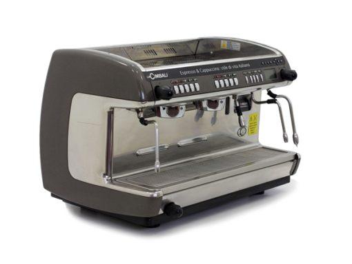 La-Cimbali-M39-Dosatron-Espresso-Machine-Front-Left