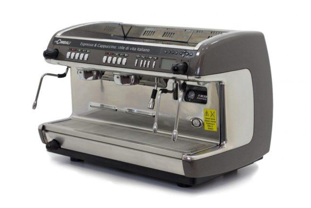 La Cimbali M Dosatron Espresso Machine Front Right