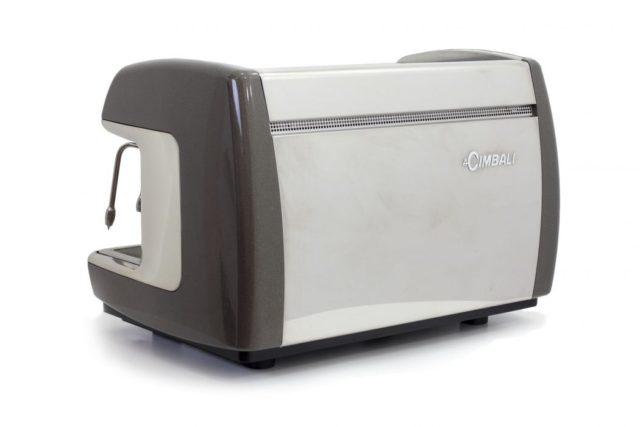 La Cimbali M Dosatron Espresso Machine Rear