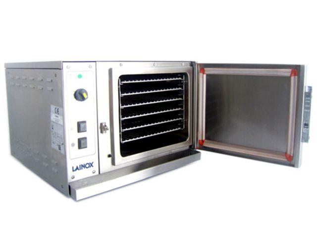 Lainox FV Steaming Oven Door Open
