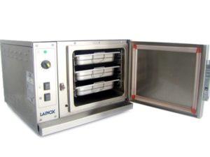 Lainox-FV03-Steaming-Oven-Open-Left