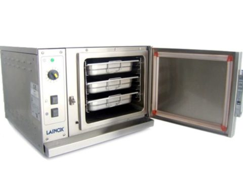 Lainox FV Steaming Oven Open Left