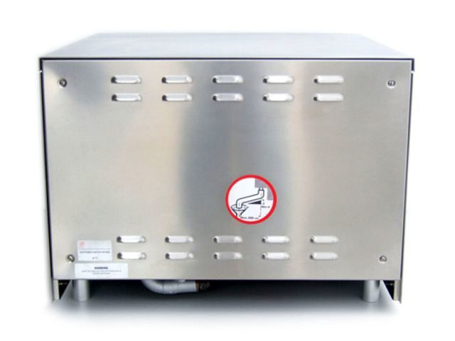 Lainox FV Steaming Oven Rear