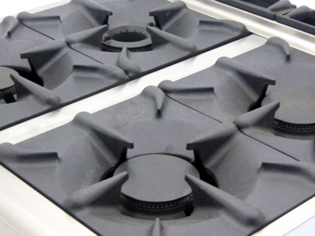 Mareno CFG G Burner Gas Oven Range Detail