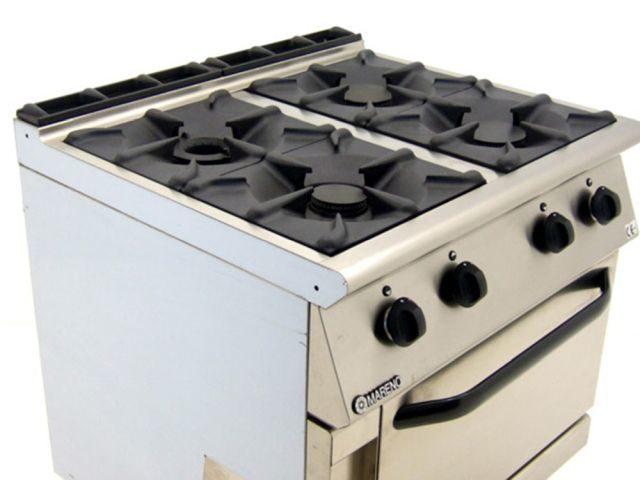 Mareno CFG G Burner Gas Oven Range Top