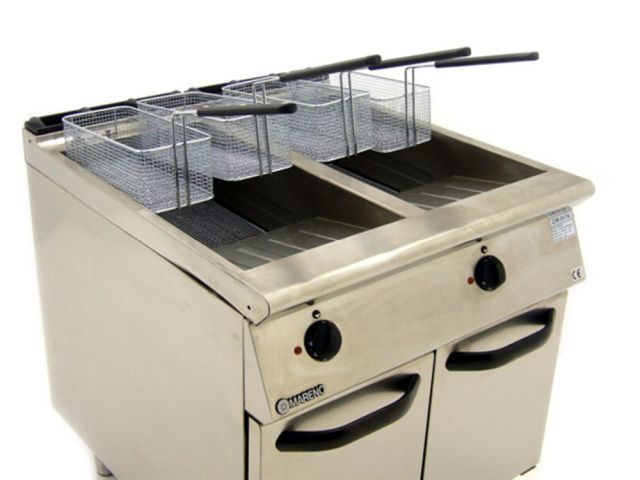 Mareno F E Twin Fryer Top