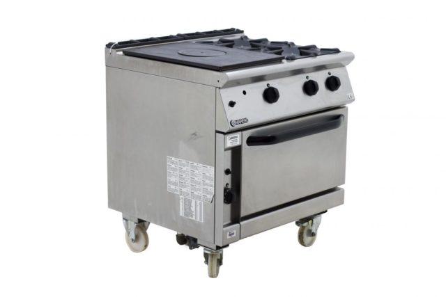 Mareno Gas Oven Range Hob NS7FG-8GS