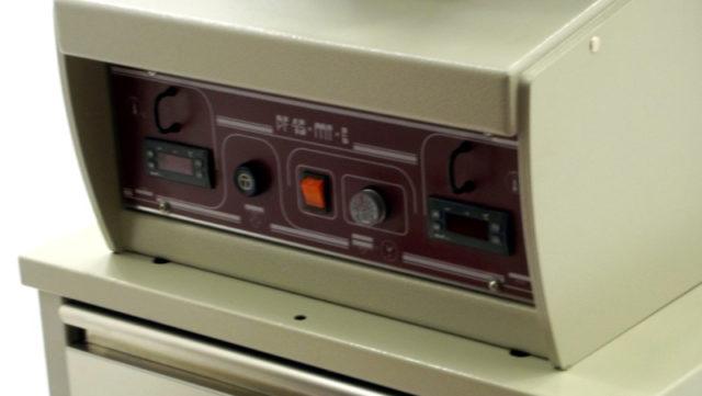 OEM-Pizza-Press-Former-45-Controls