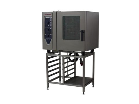 Rational-CM61-6-Grid-Combi-Oven-Front-Right