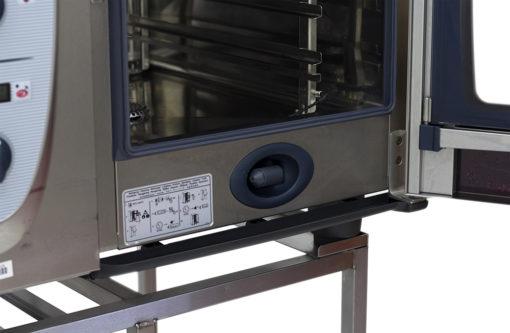 Rational-CM61-6-Grid-Combi-Oven-Open