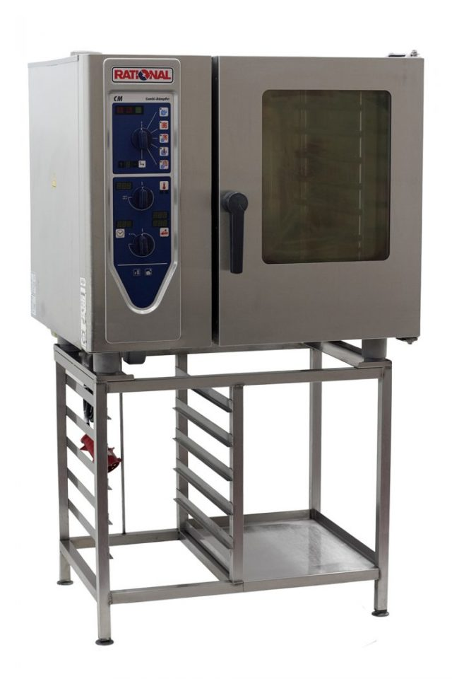 Rational-CM61-Combi-Oven-Front
