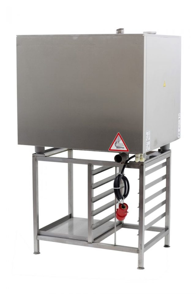Rational-CM61-Combi-Oven-Rear