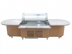 Refrigerated-Serve-Over-Unit