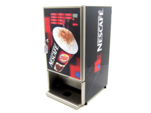 Scanomat Cafecino Pro 6 Coffee Machine Front