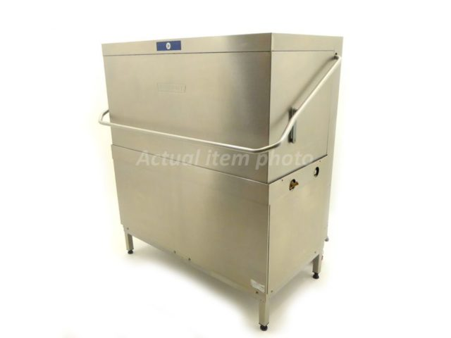 Hobart AMXXR Twin DishwasherHobart AMXXR Twin Dishwasher